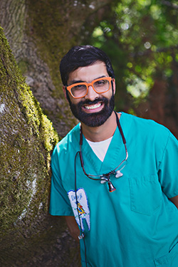 Dr. Hasnain Dewji - Pediatric Dentist in Mission, Yellowknife and Whitehorse
