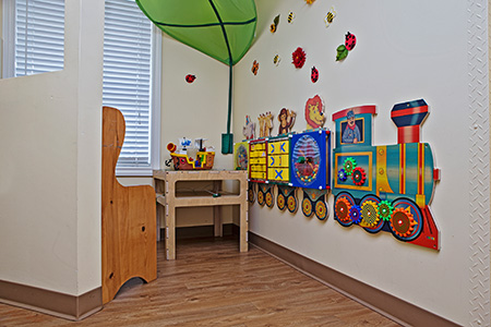 Play Area - Pediatric Dentist in Mission, Yellowknife and Whitehorse