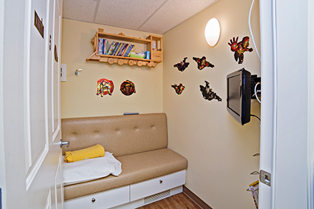 Waiting Room - Pediatric Dentist in Mission, Yellowknife and Whitehorse